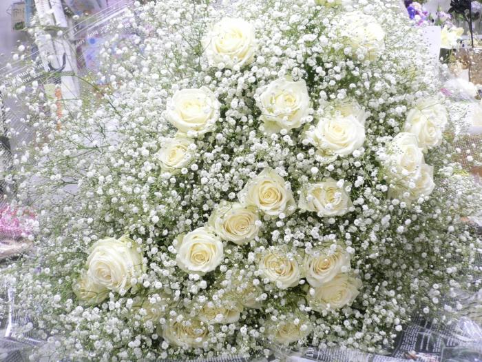 花束 ありがとう
