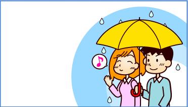 雨かなあ・・・・