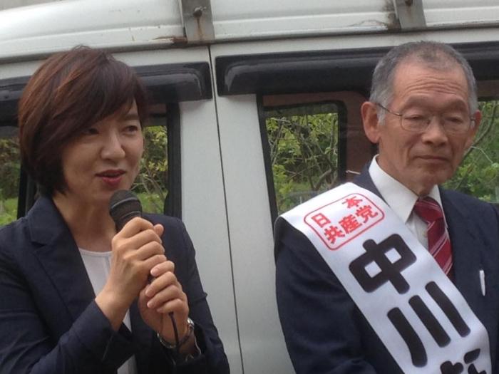 中川さんと白川さん